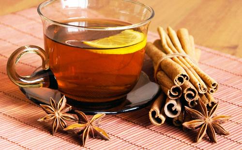 Душистый чай с добавлением семян аниса