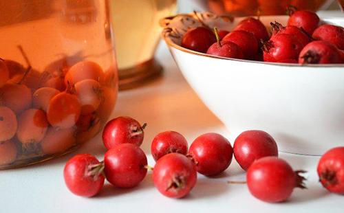 Плоды перебрали перед готовкой