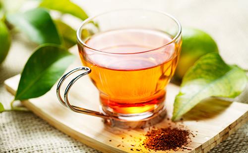 Душистый чай из измельчённого корня