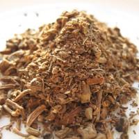 Сухие корни ароматника для заварки чая