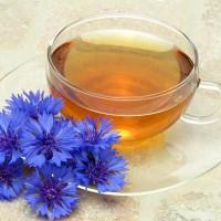 Готовый чай из синецветки