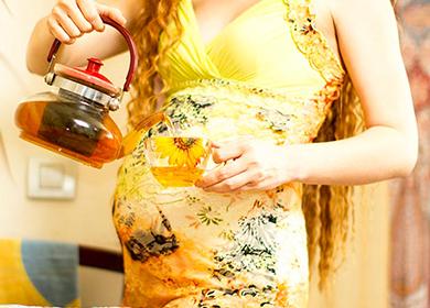 Чабрец при беременности на ранних сроках