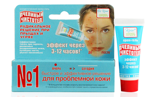 Мазь для проблемной кожи