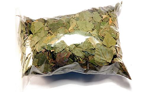 Сушёный лист в мягкой упаковке