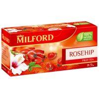 Английский фруктовый чай в красной коробке