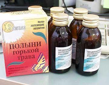 Как принимать полынь, чтобы избавить от паразитов: схема, рецепты и полезные свойства