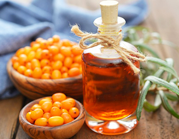 Облепиховое масло, лечебные свойства, применение