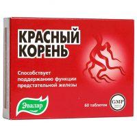 Шестьдесят таблеток в красной коробке