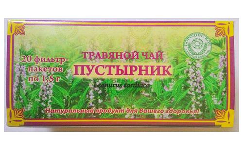 Фильтр-пакетики с травяным чаем