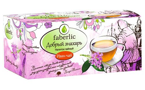 Чайный напиток от Доброго знахаря