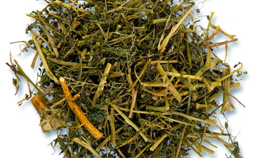 Сушёная печёночная трава