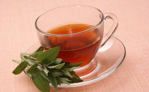 Чай из буквицы