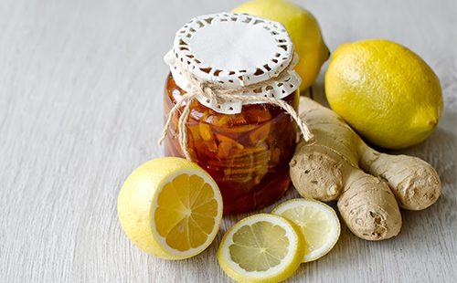 Варенье и лимоны