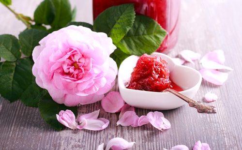 Роза и варенье