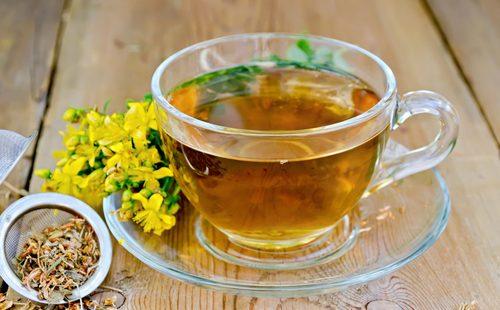 Чай из зверобоя
