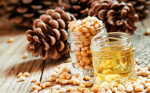 Масло кедровых орехов