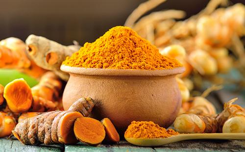 Горшочек оранжевой пряности