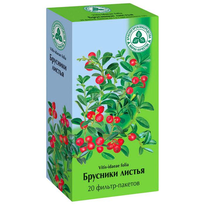 Брусничный чай при беременности