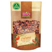 Сушёные плоды в бумажном коричневом пакете
