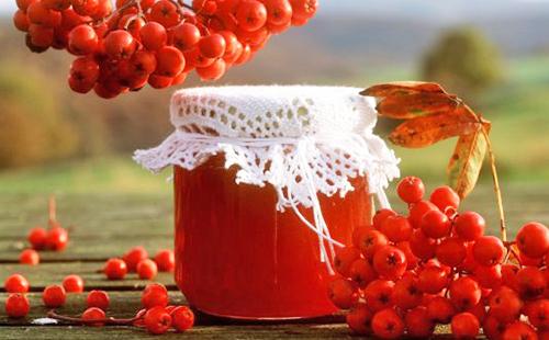Варенье-объедение из ягод богорошника