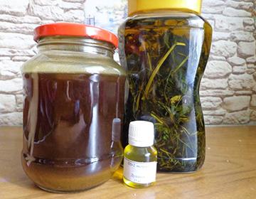 рецепт приготовления чистотела на водке для приема внутрь от рака