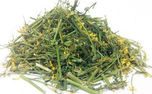 Сырьё донной травы