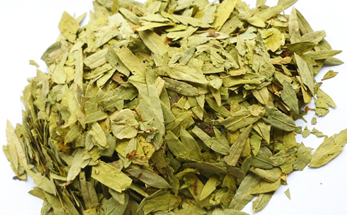 Сушёный александрийский лист