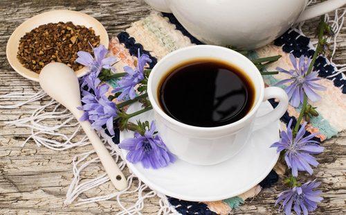 Кофейный нпиток из цикория