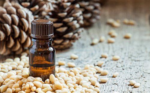 Кедровые орешки и масло